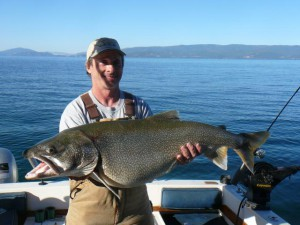 Montana trout fishing charters fishing guide service for Flathead lake montana fishing